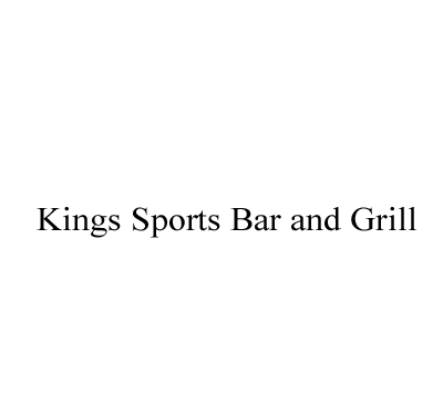 Kings Sports Bar and Grill Logo