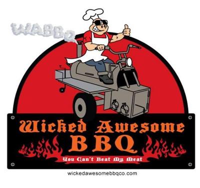 Wicked Awesome BBQ Logo