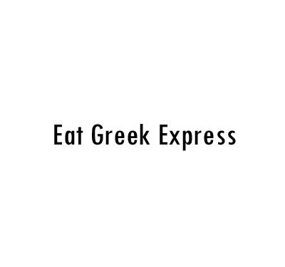 Eat Greek Express Logo
