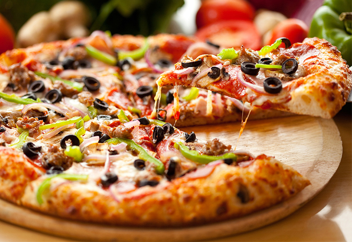 Pizza at Lake Eola in Orlando, FL at Restaurant.com