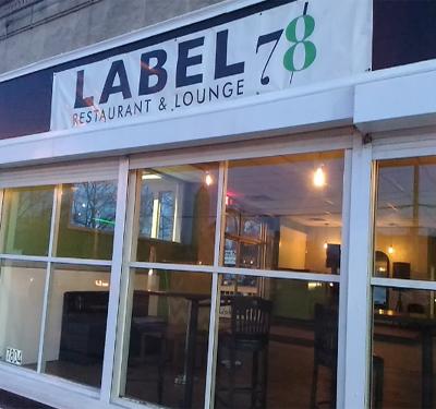 Label 78 Restaurant & Lounge Logo