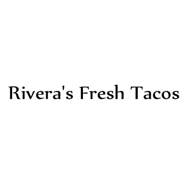 Rivera's Fresh Tacos Logo