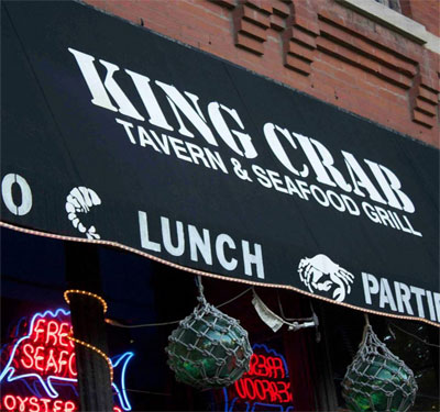 $25 Gift Certificate For $10 at The King Crab House.