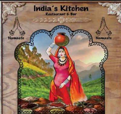 India's Kitchen III Logo