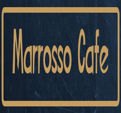Marrosso Cafe Logo