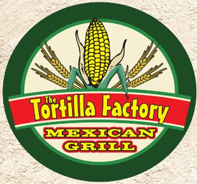 The Tortilla Factory Mexican  Grill Logo