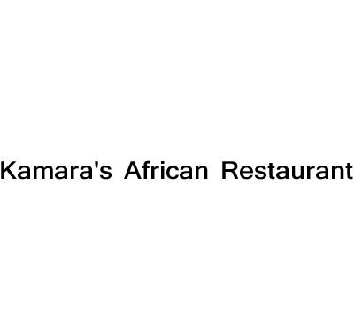 Kamara's African Restaurant Logo