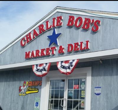 Charlie Bob's Market & Deli Logo
