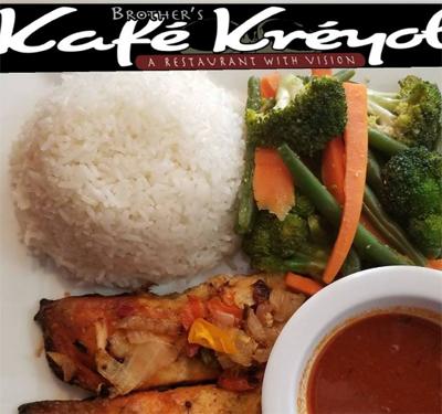 Brothers Kafe Kreyol Logo