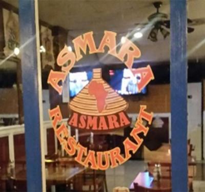 Asmara Restaurant Logo