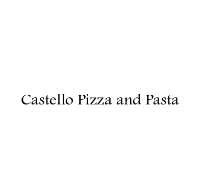 Castello Pizza and Pasta Logo