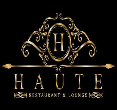 Haute Restaurant and Lounge Logo