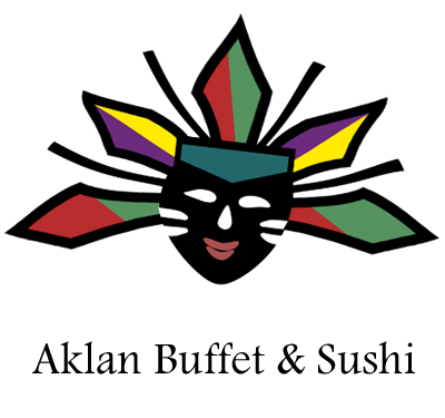 Aklan Buffet And Japanese Sushi Logo