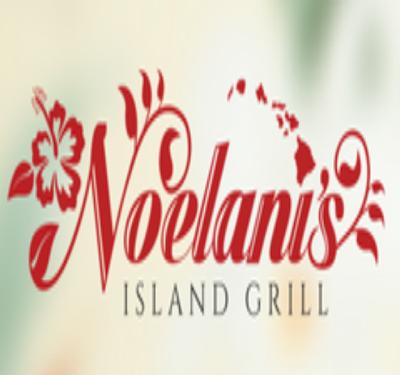 Noelani's Island Grill Logo