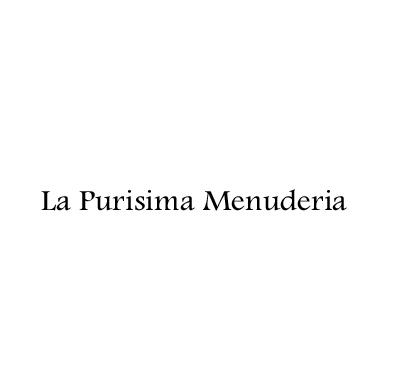 La Purisima Menuderia Logo