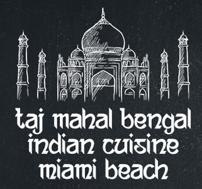 Taj Mahal Bengal Indian Cuisine Logo