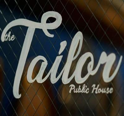 The Tailor Public House Logo