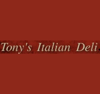 Tony's New York Style Italian Deli Logo