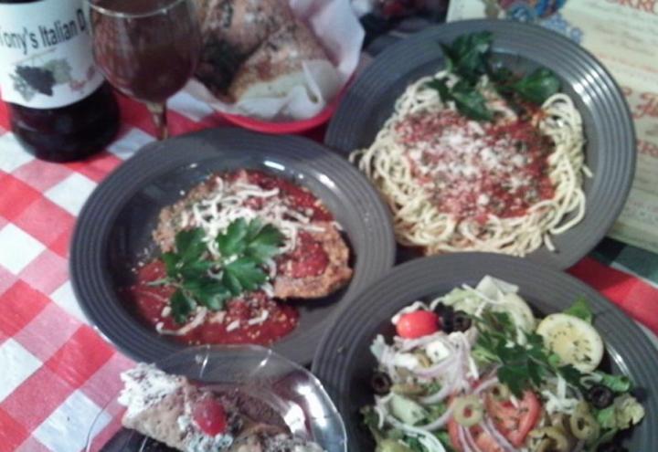 Tony's New York Style Italian Deli in Tucson, AZ at Restaurant.com