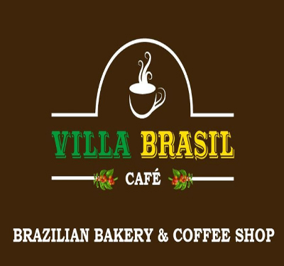Villa Brasil Cafe Logo
