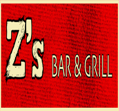 Z's Bar & Grill Logo