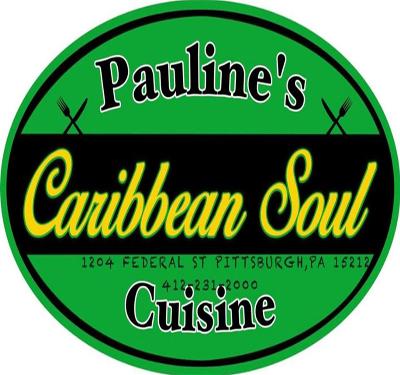 Pauline's Caribbean Soul Cuisine Logo