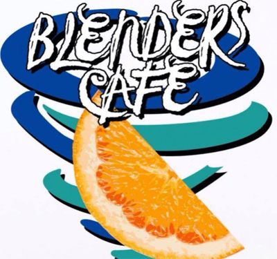 Blenders Cafe Logo
