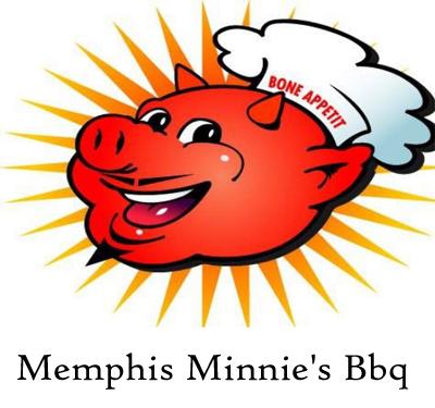 Memphis Minnie's Bbq Logo