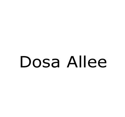 Dosa Allee Logo