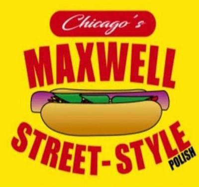 Chicago's Maxwell Street Style Polish Logo