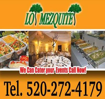 Asadero Los Mezquites Logo