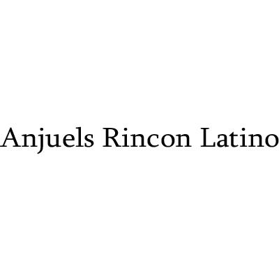 Anjuels Rincon Latino Logo