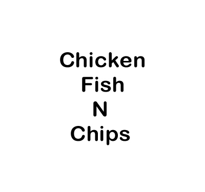 Chicken Fish N Chips Logo