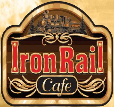 Iron Rail Cafe Logo