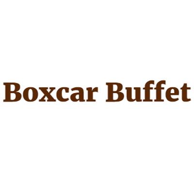 Boxcar Buffet Logo