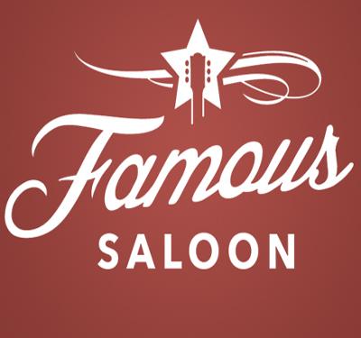 Famous Saloon Logo
