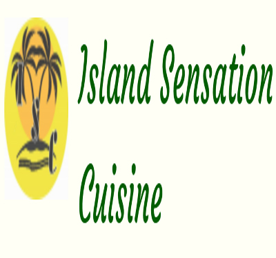 Island Sensation Cuisine Logo