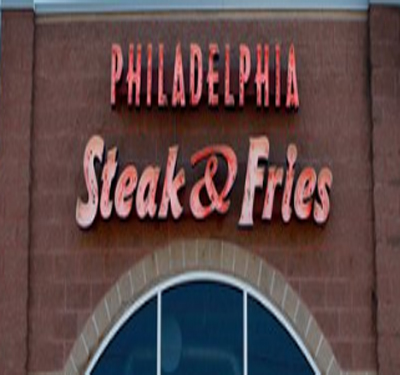 Philadelphia Steak & Fries Logo