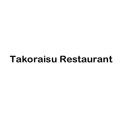 Takoraisu Restaurant Logo