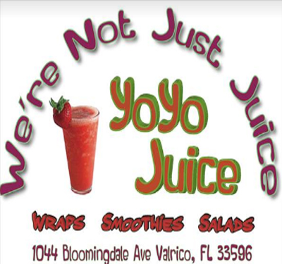 YoYo Juice Logo