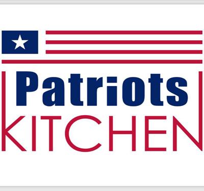 Patriots Kitchen Logo