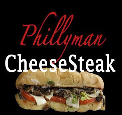 Phillyman Cheesesteak Logo