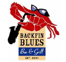 Backfin Blues Bar & Grill Logo