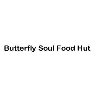 Butterfly Soul Food Hut Logo