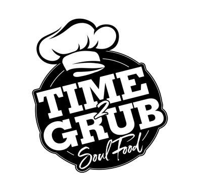 Time 2 Grub Logo