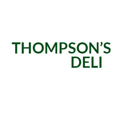 Thompson's Deli Logo