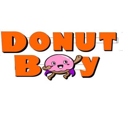 Donut Boy Logo
