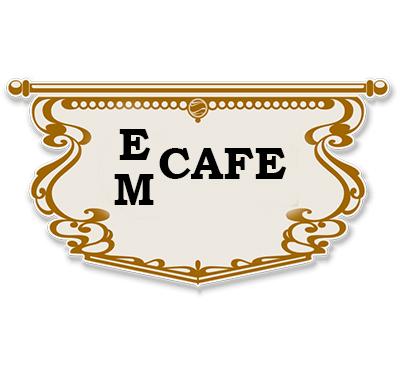 E. M. Cafe Logo