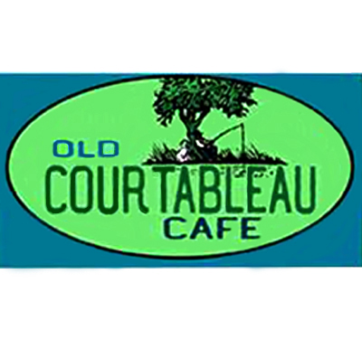 Old Courtableau Cafe Logo