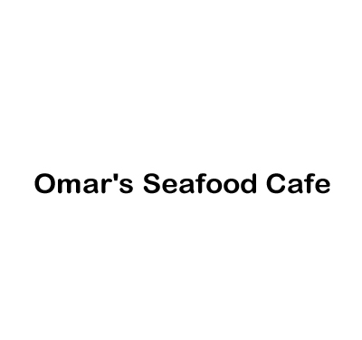 Omar's Seafood Cafe Logo